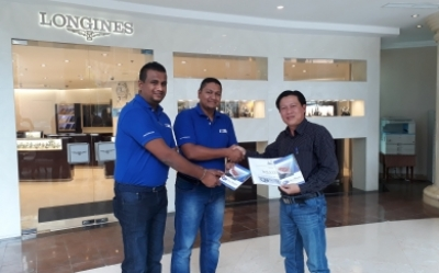 The first meet with Sea Master Sri Lanka